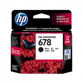 ORIGINAL HP 678 BLACK