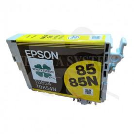 INKJET EPSON T0854 Yellow