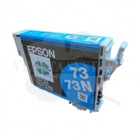 INKJET EPSON T0732 CYAN