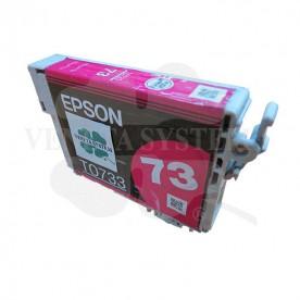 INKJET EPSON T0733 MAGENTA