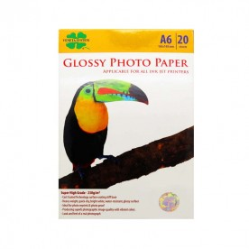 Glosy Photo Papper 4R
