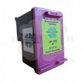 RECYCLE INKJET HP 678 COLOUR