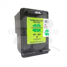 RECYCLE INKJET HP 802 BLACK