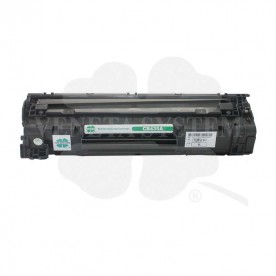 RECYCLE TONER HP CB435A BLACK