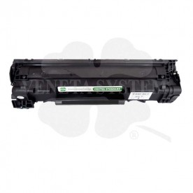 RECYCLE TONER HP CE278A BLACK