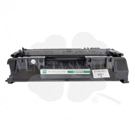 RECYCLE TONER HP CE505A BLACK