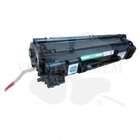 RECYCLE TONER HP CF283A BLACK