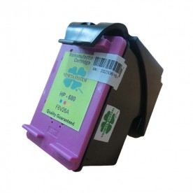 RECYCLE INKJET HP680 COLOUR